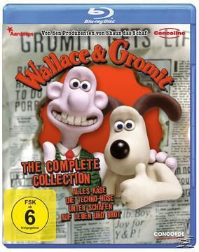Wallace & Gromit - The Complete Collection, Nick Park, Bob Baker, Brian Sibley