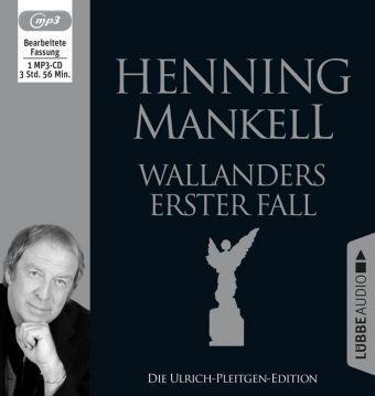Wallanders erster Fall, 1 Audio-CD, MP3 Format, Henning Mankell