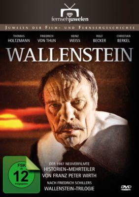 Wallenstein - Der TV-Dreiteiler, Friedrich Schiller