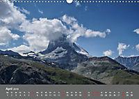 Wallis. Perle der Schweiz (Wandkalender 2019 DIN A3 quer) - Produktdetailbild 4