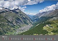 Wallis. Perle der Schweiz (Wandkalender 2019 DIN A3 quer) - Produktdetailbild 5