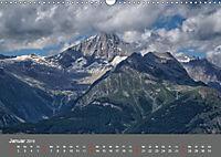 Wallis. Perle der Schweiz (Wandkalender 2019 DIN A3 quer) - Produktdetailbild 1