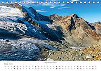 """Walliser Alpen - Europas """"kleiner"""" HimalayaCH-Version (Tischkalender 2019 DIN A5 quer) - Produktdetailbild 5"""