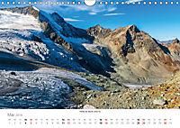 """Walliser Alpen - Europas """"kleiner"""" HimalayaCH-Version (Wandkalender 2019 DIN A4 quer) - Produktdetailbild 5"""