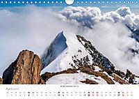 """Walliser Alpen - Europas """"kleiner"""" HimalayaCH-Version (Wandkalender 2019 DIN A4 quer) - Produktdetailbild 4"""