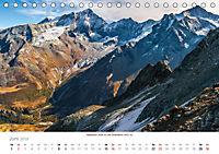 """Walliser Alpen - Europas """"kleiner"""" HimalayaCH-Version (Tischkalender 2019 DIN A5 quer) - Produktdetailbild 6"""