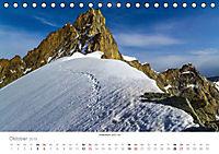 """Walliser Alpen - Europas """"kleiner"""" HimalayaCH-Version (Tischkalender 2019 DIN A5 quer) - Produktdetailbild 10"""