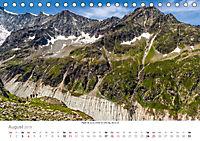 """Walliser Alpen - Europas """"kleiner"""" HimalayaCH-Version (Tischkalender 2019 DIN A5 quer) - Produktdetailbild 8"""