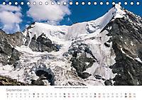 """Walliser Alpen - Europas """"kleiner"""" HimalayaCH-Version (Tischkalender 2019 DIN A5 quer) - Produktdetailbild 9"""
