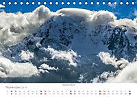 """Walliser Alpen - Europas """"kleiner"""" HimalayaCH-Version (Tischkalender 2019 DIN A5 quer) - Produktdetailbild 11"""