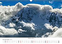 """Walliser Alpen - Europas """"kleiner"""" HimalayaCH-Version (Wandkalender 2019 DIN A3 quer) - Produktdetailbild 11"""