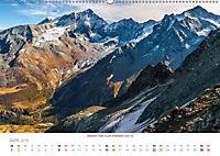 """Walliser Alpen - Europas """"kleiner"""" HimalayaCH-Version (Wandkalender 2019 DIN A2 quer) - Produktdetailbild 6"""