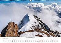 """Walliser Alpen - Europas """"kleiner"""" HimalayaCH-Version (Wandkalender 2019 DIN A2 quer) - Produktdetailbild 4"""