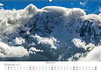 """Walliser Alpen - Europas """"kleiner"""" HimalayaCH-Version (Wandkalender 2019 DIN A2 quer) - Produktdetailbild 11"""