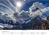 """Walliser Alpen - Europas """"kleiner"""" HimalayaCH-Version (Wandkalender 2019 DIN A2 quer) - Produktdetailbild 12"""