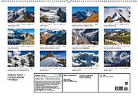 """Walliser Alpen - Europas """"kleiner"""" HimalayaCH-Version (Wandkalender 2019 DIN A2 quer) - Produktdetailbild 13"""