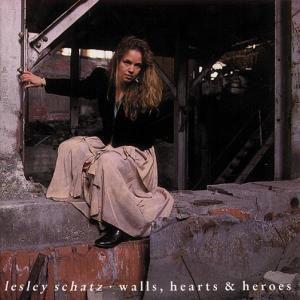 Walls,Hearts & Heroes, Lesley Schatz