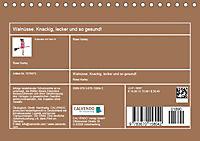 Walnüsse. Knackig, lecker und so gesund! (Tischkalender 2019 DIN A5 quer) - Produktdetailbild 13