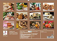 Walnüsse. Knackig, lecker und so gesund! (Wandkalender 2019 DIN A2 quer) - Produktdetailbild 4