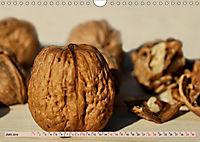 Walnüsse. Knackig, lecker und so gesund! (Wandkalender 2019 DIN A4 quer) - Produktdetailbild 6