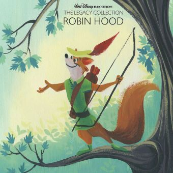 Walt Disney Records The Legacy Collection: Robin Hood, Various