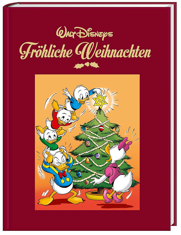 Chuck Norris Weihnachten.Walt Disneys Frohliche Weihnachten Weltbild Ausgabe Bestellen
