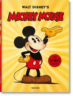 Walt Disney's Mickey Mouse: Die vollständige Geschichte