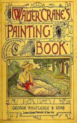 Walter Crane's Painting Book, Walter Crane