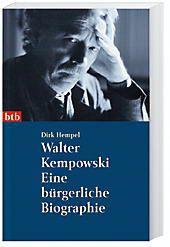Walter Kempowski, Dirk Hempel