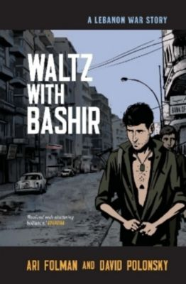 Waltz with Bashir, English edition, Ari Folman, David Polonsky