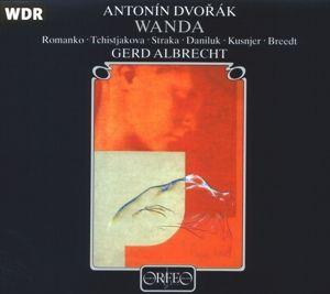 Wanda Op.25-Tragische Oper In Fünf Akten, Romanko, Albrecht, Krso