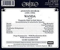 Wanda Op.25-Tragische Oper In Fünf Akten - Produktdetailbild 1