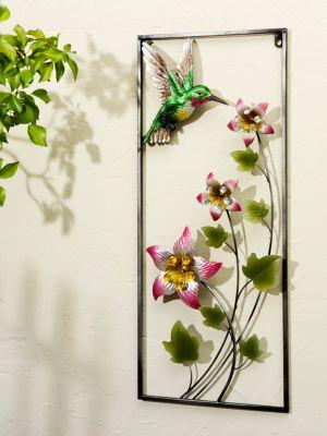 Wandbild Kolibri