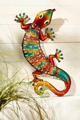 Wanddeko Gecko