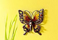 "Wanddeko ""Schmetterling"" (Größe: 25 cm) - Produktdetailbild 2"
