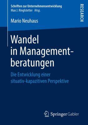 Wandel in Managementberatungen - Mario Neuhaus |