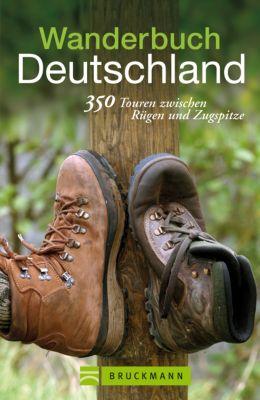 Wanderbuch Deutschland -  pdf epub