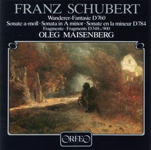Wanderer-Fantasie D 760/Klaviersonate D 784/+, Oleg Maisenberg