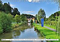 Wandererlebnisse in der Fränkischen Schweiz (Wandkalender 2019 DIN A4 quer) - Produktdetailbild 3