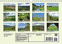 Wandererlebnisse in der Fränkischen Schweiz (Wandkalender 2019 DIN A4 quer) - Produktdetailbild 13