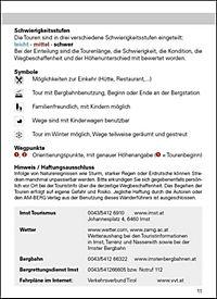 Wanderführer Ferienregion Imst - Produktdetailbild 11