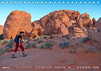 Wandern - Impressionen von Rolf Dietz (Tischkalender 2019 DIN A5 quer) - Produktdetailbild 4