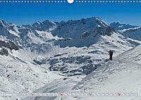Wandern - Impressionen von Rolf Dietz (Wandkalender 2019 DIN A3 quer) - Produktdetailbild 2