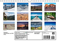 Wandern - Impressionen von Rolf Dietz (Wandkalender 2019 DIN A4 quer) - Produktdetailbild 13