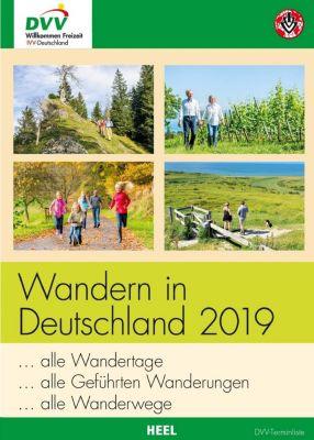 Wandern in Deutschland 2019