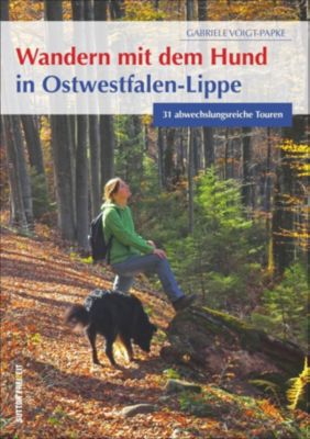 Wandern mit dem Hund in Ostwestfalen-Lippe - Gabriele Voigt-Papke pdf epub