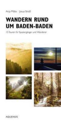 Wandern rund um Baden-Baden -  pdf epub