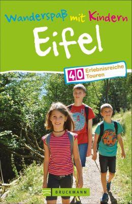 Wanderspaß mit Kindern Eifel - Sabine Parschau |