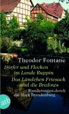 Wanderungen durch die Mark Brandenburg, Theodor Fontane
