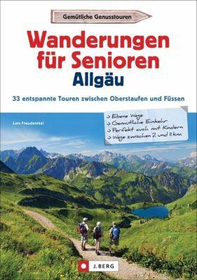 Wanderungen für Senioren Allgäu - Lars Freudenthal  